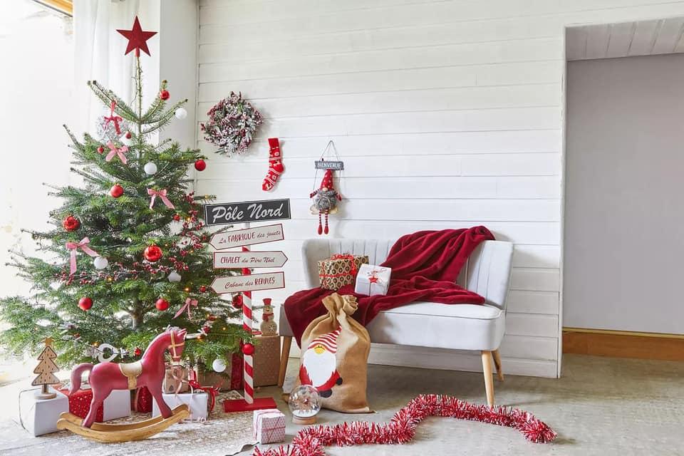 Pensez à parfaire votre décoration de Noël avec ces quelques astuces
